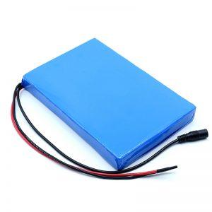 Μπαταρία λιθίου 18650 12V 10AH για ηλεκτρικό ποδήλατο