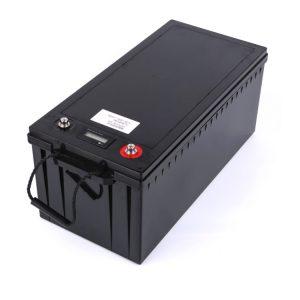 Customized battery pack 24V 100AH 12v 200ah lifepo4 battery pack for boat solar energy storage RV