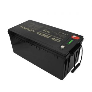 New Design Rechargeable Batteries Maintenance Free LiFePO4 12V 200Ah Lithium Ion Batteries