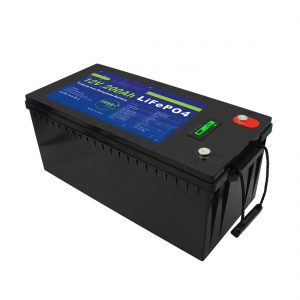 Deep Cycle 12V /24V /36V /48V 200Ah Solar Storage UPS 12v LiFePO4 Lithium Storage Batteries For Golf Cart
