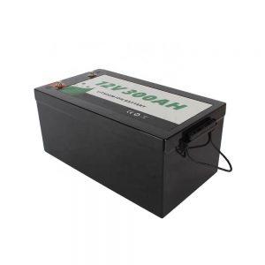 ALL IN ONE Solar RV Marine Leisure Lithium 12V 300Ah Lifepo4 Battery