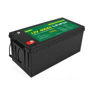 Τιμή εργοστασίου Deep Cycle Solar LFP Battery 12v 400Ah Solar LiFePO4 Battery