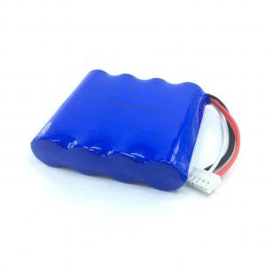 Επαναφορτιζόμενη μπαταρία λιθίου 14,8V 2200 mAh 18650 λιθίου για έξυπνη ηλεκτρική σκούπα