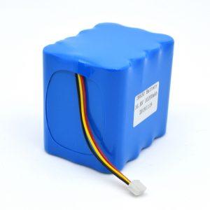Ηλεκτρονικές συσκευές 18650 4S4P 10200mah 16.8v BMS