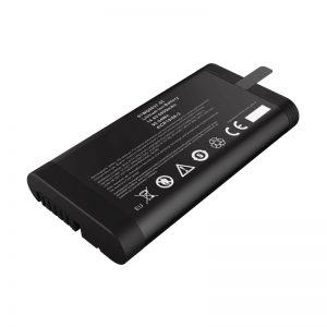 14.4V 6600mAh 18650 μπαταρία ιόντων λιθίου Panasonic Μπαταρία για Tester δικτύου με θύρα επικοινωνίας SMBUS
