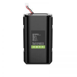 Πακέτο μπαταρίας λιθίου χαμηλής θερμοκρασίας 18650 7.2V 2600mAh για SEL Selector