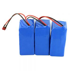 18V 4.4Ah επαναφορτιζόμενη προσαρμοσμένη μπαταρία ιόντων λιθίου 5S2P για ηλεκτρικά εργαλεία
