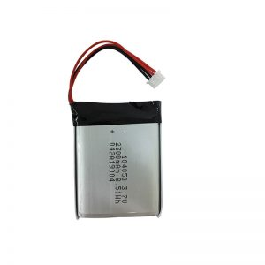 3.7V 2300mAh Όργανα δοκιμής και εξοπλισμός μπαταρίες πολυμερούς λιθίου AIN104050