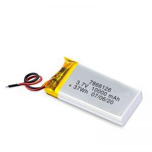 Επαναφορτιζόμενη μπαταρία LiPO 7866120 3.7V 10000mAh / 3.7V 20000mAH / 7.4V 10000mAh