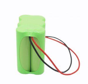 Επαναφορτιζόμενη μπαταρία NiMH AA 2100mAh 7.2V