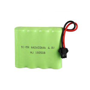Επαναφορτιζόμενη μπαταρία NiMH AA2400mAH 4.8V