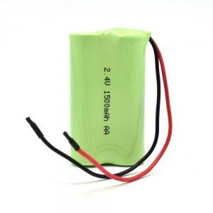 Επαναφορτιζόμενη μπαταρία NiMH AA1500mAh 2.4V