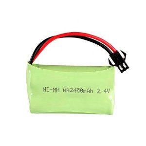 Επαναφορτιζόμενη μπαταρία NiMH AA2400mAH 2.4V