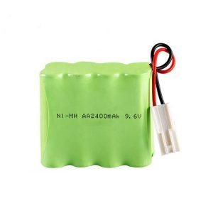 Επαναφορτιζόμενη μπαταρία NiMH AA2400 9.6V