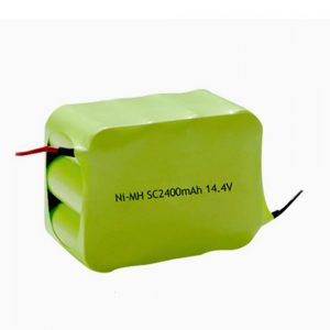 Επαναφορτιζόμενη μπαταρία NiMH SC 2400mAH 14.4V