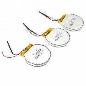 Προσαρμοσμένη μπαταρία LiPO 403533 3.7V 400mAH