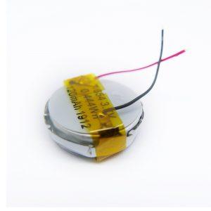 Προσαρμοσμένη μπαταρία LiPO 1654 3.7V 120mAh