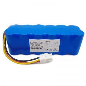 υψηλής ποιότητας ανταλλακτική ηλεκτρική σκούπα μπαταρίας 14.4v για navibot SR8750 DJ96-00113C VCA-RBT20