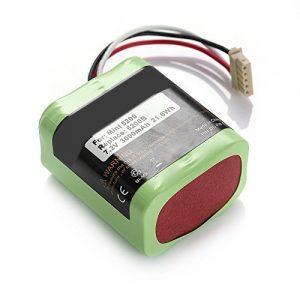 Beston Scooba Mint5200B 7.2V 3Ah ανταλλακτική επαναφορτιζόμενη μπαταρία Ni-MH για ηλεκτρική σκούπα iRobot